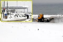 Trabzon'da Kar Nedeniyle Uçak Seferleri İptal