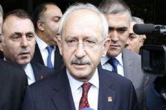 Kılıçdaroğlu Hakkında Cumhurbaşkanına Hareketten Suç Duyurusu