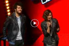 O Ses Türkiye'de Sevgililer Yarıştı