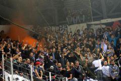 Karşıyaka Arena'da Olay Çıktı!