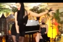Adnan Hoca'nın Rus Kediciğinden Olay Dans