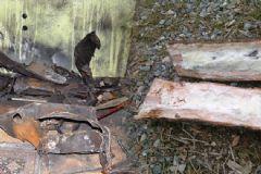Malatya'da Bomba Düzenekli Odun Patladı: 7 Yaralı