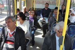 Toplu Taşıma Araçlarında Acil Durum Butonu Zorunlu Olacak