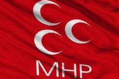 MHP İl Başkanı Trafik Kazası Geçirdi