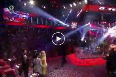 O Ses Türkiye'nin Şampiyonu Gözyaşlarını Tutamadı