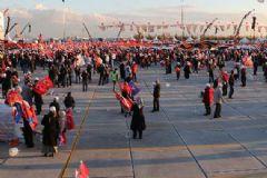 İstanbul Valiliği Miting Alanlarını Açıkladı