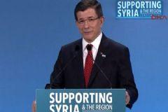 Davutoğlu: Kamplarda Yaşayan Mültecilere 10 Milyar Dolar Harcadık