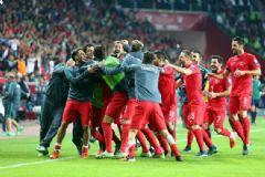 Milli Takım FIFA Sıralamasında Bir Basamak Daha Yükseldi