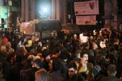 Galatasaray Meydanı'ndaki Eylemde 14 Gözaltı