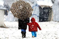 Meteoroloji'den Yoğun Kar ve Şiddetli Fırtına Uyarısı