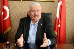 MHP'li Semih Yalçın'dan Muhaliflere Tepki: Amaçları Bağcıyı Dövmek