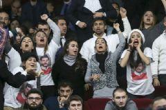 CHP Gençlik Kolları Genel Başkanı İrfan İnanç Yıldız Protesto Edildi