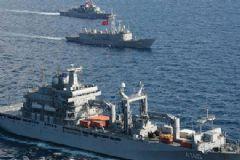 NATO'dan Doğu Akdeniz'de Deniz Tatbikatı