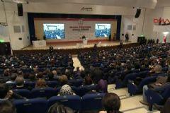 Erdoğan'ı Duygulandıran Mesaj: Yürü Uzun Adam Arkandayız