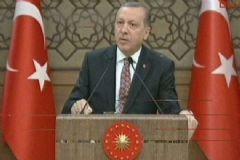 Erdoğan: Ey Amerika Bizimle Mi Berabersin Yoksa PYD, PKK İle Mi?