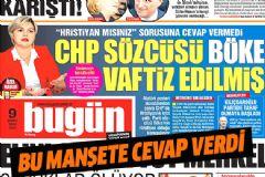 CHP'li Böke: Ailemin Bir Tarafı Müslüman Diğeri Hıristiyan