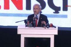 Kılıçdaroğlu: Keşke Tepki Göstermeseydiniz