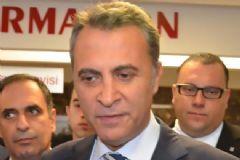 Beşiktaş Kulübü ve Başkanı Fikret Orman PFDK'ye Sevk Edildi