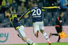 Fenerbahçe Kasımpaşa'yı Kadıköy'de Devirdi