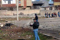 Kızıltepe'de Tuzaklanan Bombalı Araç İmha Edildi