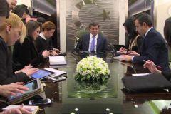 Davutoğlu'ndan Suriye'ye Kara Operasyonu Açıklaması