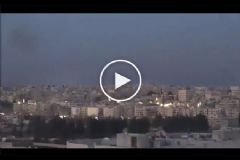 Rus Uçakları Halep'i Misket Bombalarıyla Vurdu