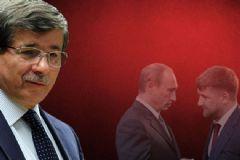 Davutoğlu'ndan Putin'e Esad Göndermesi: Kadirov Arıyor