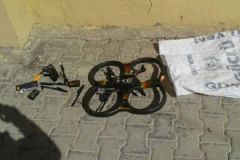 Cizre'de Drone Ele Geçirildi