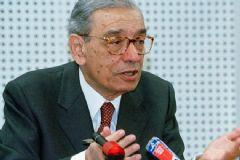 BM Eski Genel Sekreteri Butros Gali Yaşamını Yitirdi