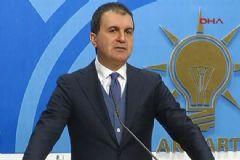 Ömer Çelik: CHP Yine Sabote Etti