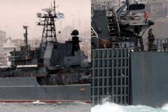 Rus Savaş Gemileri İstanbul Boğazı'ndan Karadeniz'e Açıldı
