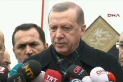 Erdoğan: Canlı Bomba Kesinlikle YPG'li