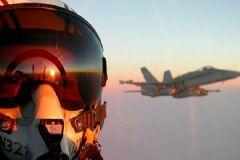 ABD Hava Kuvvetleri Libya'da IŞİD'i Vurdu