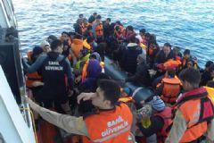 Ege Denizi'nde 962 Mülteci Yakalandı