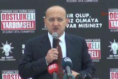 Akdoğan: Bu İkiyüzlülüğe Son Vermek Lazım