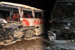 Aydın'da Otoyol Çıkışında Kaza: 1 Ölü 29 Yaralı