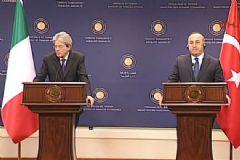 Çavuşoğlu: Önemli Olan Uygulama Rusya'nın Hava Saldırılarını Durdurması