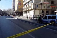 Karaköy'de 2 Şüpheli Paket
