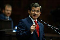 Davutoğlu: YPG'yi Temize Çıkarma Çalışmaları Var