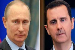 Putin ve Esad Görüştü