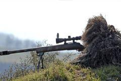 YPG'li 2 Keskin Nişancı Yakalandı