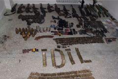 İdil'e Girmeye Çalışan 12 PKK'lı Etkisiz Hale Getirildi