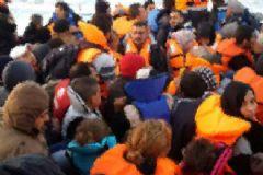 Sığınmacılar Yunanistan'da Mahsur Kaldı