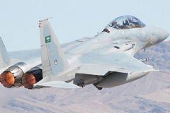 F-15 Suudi Uçakları Yarın İncirlik Havva Üssü'ne Gelecek