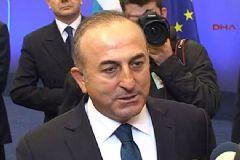 Çavuşoğlu: Suriye'de Esas Çözüm Siyasi Çözümdür