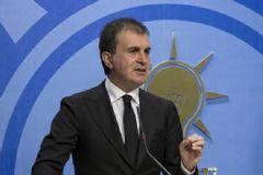 Ömer Çelik: 'CHP Masadan Kaçtı'