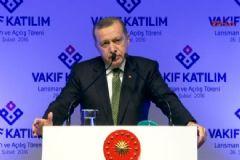 Erdoğan: Faiz Sistemi Adil Değildir Acımasızdır