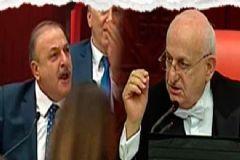 Meclis Başkanı Kahraman ve Oktay Vural Arasında 'Kalın' Tartışması!