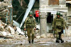 Doğu ve Güneydoğu'daki Askere Terör Zırhı