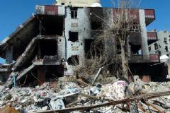 Cizre'de Çatışmaların İzleri Ortaya Çıktı